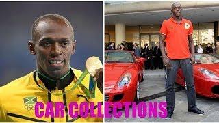 Usain Bolt Cars 2018
