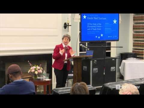 2017 Emile Noel Lecture: Eleanor Sharpston