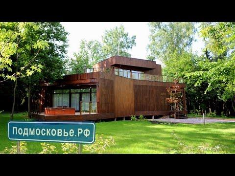 Cтроительство домов и коттеджей под ключ в Москве