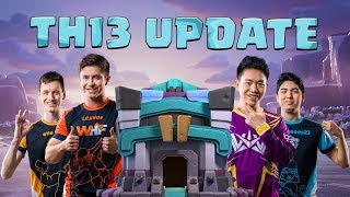 Baixar First Ever Town Hall 13 Update Live Stream Clash of Clans
