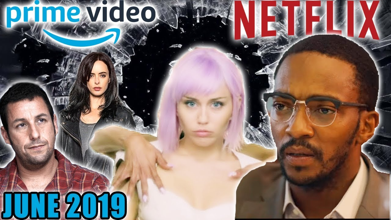 Amazon Prime Juni 2019
