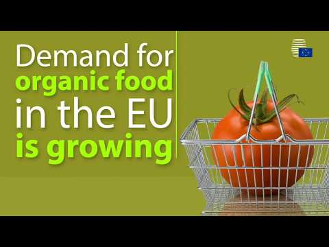 The EU is introducing simpler rules for organic production