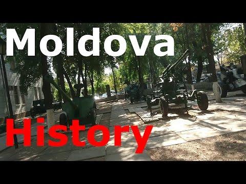 Chisinau Military Museum - Moldovan History