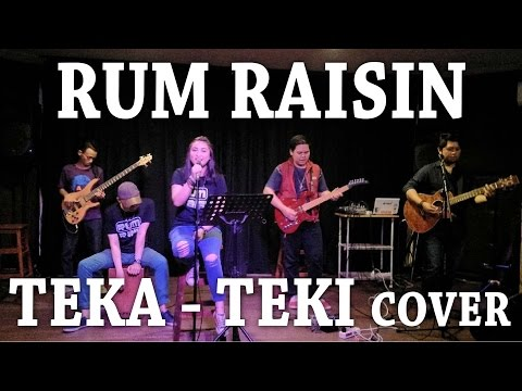 Teka Teki - Rum Raisin (Raisa Cover Acoustic) at MatchBox Too Cafe