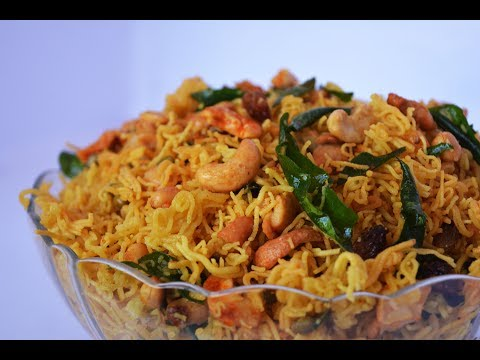 Bombay Mixture | பாம்பே மிச்சர்  | Bombay mix Recipe | Diwali Recipes