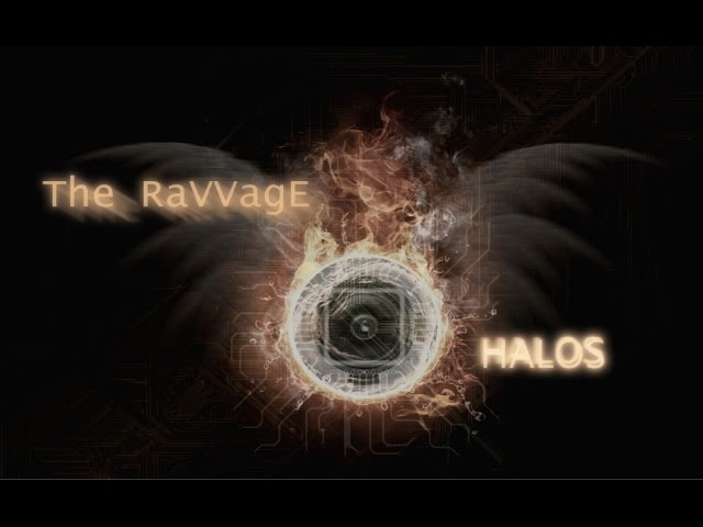 Halos (Part One)