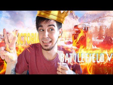 PRIMERA VICTORIA en el NUEVO Battle Royale de Battlefield V thumbnail