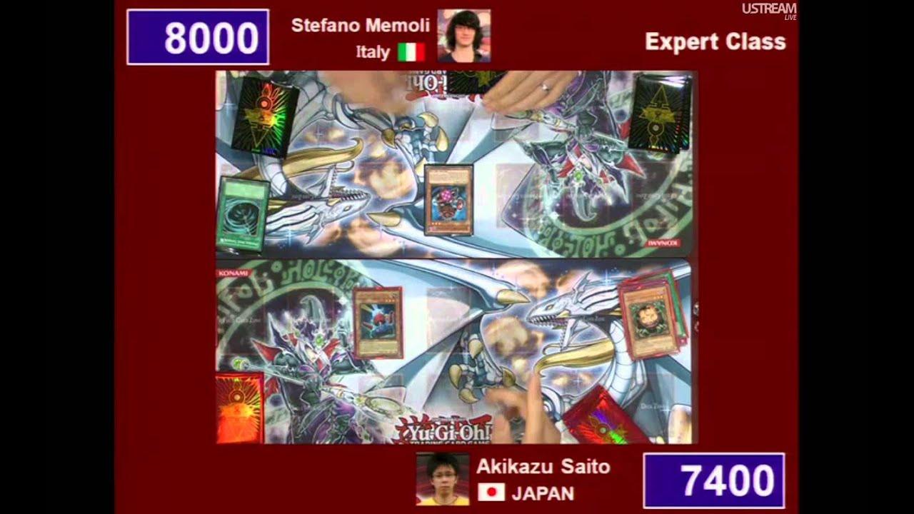 Yu-Gi-Oh! 2012 World Championship Final Match Part 01 ...
