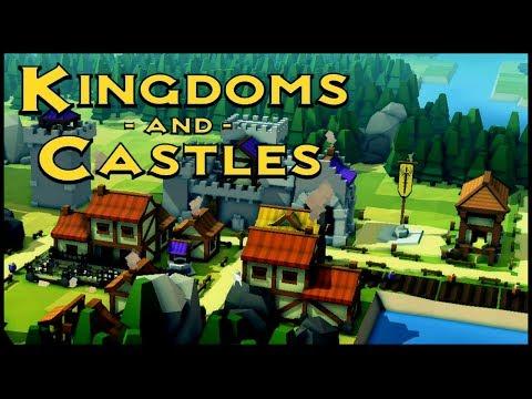 Kingdoms and Castles - (Medieval City Builder Game)