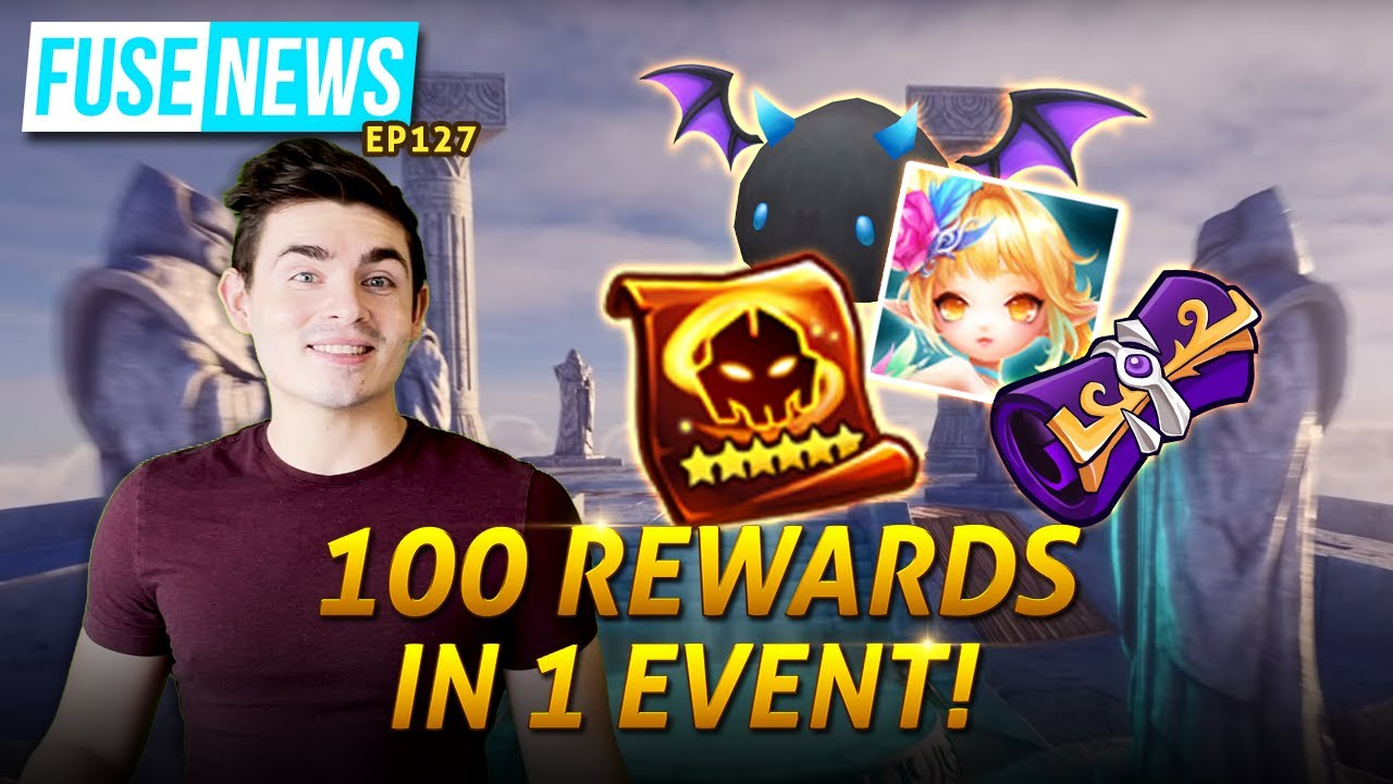 The Fuse News Ep. 127: 100 Rewards in 1 Event!