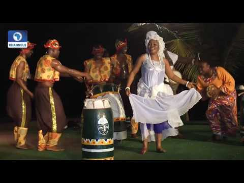 Art House: National Troupe Of Nigeria Performs Ilu Atupa Pt 2