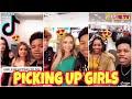 NATHAN DAVIS JR. Girls Reacting To My Voice Compilation 2020-Tiktok Tv