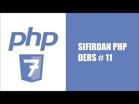 PHP Kodlarını HTML İçerisine Gömmek - Sıfırdan PHP Dersleri # 11