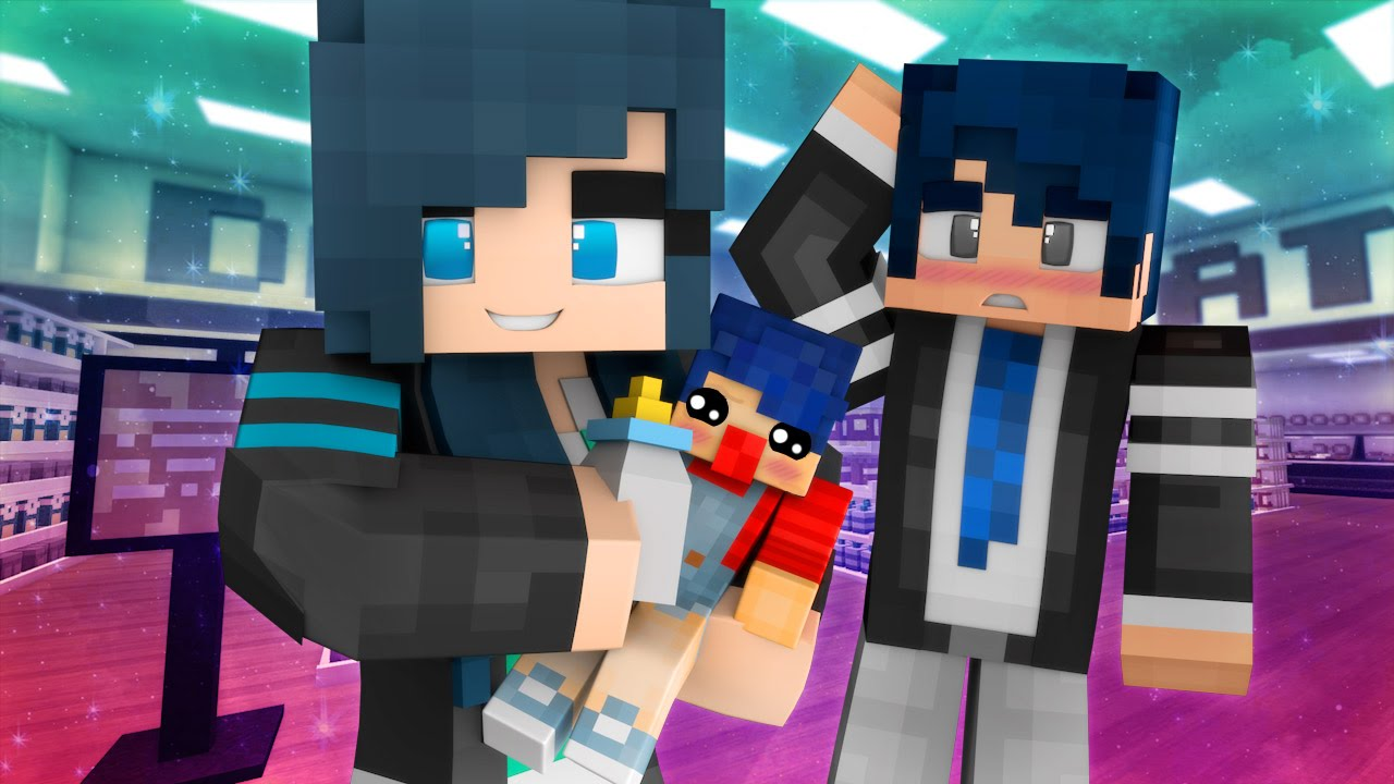 Yandere High School - FUNNEH HAS A BABY!? [S2: Ep 6 Minecraft Roleplay]