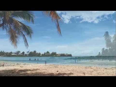 Martinique : la plage de Grande Anse des Salines