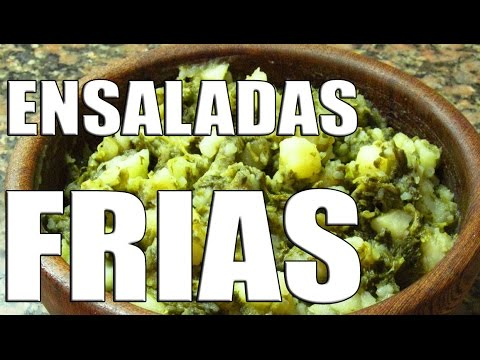 Comidas rapidas y faciles de hacer ensalada popeye for Comidas rapidas de preparar
