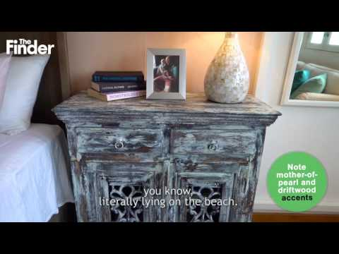 Learn how to create a cosy bedroom by establishing zones   The Finder HD