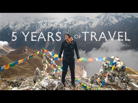 How I Afford To Travel Continuously - 5+ Years of Lessons