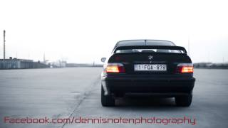 BMW E36 M3 3.2 Supersprint Race Exhaust - LOUD Engine Sound !!!