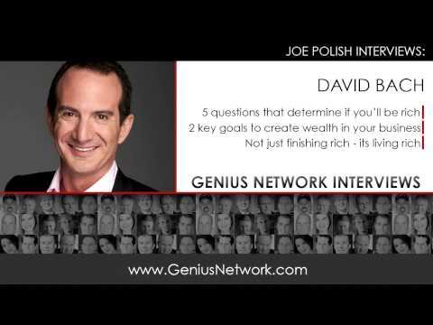 David Bach on Living Rich: Genius Network Interviews