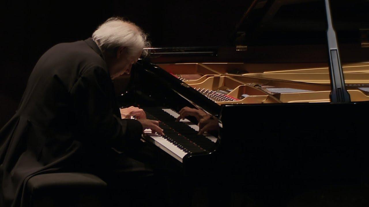Grigory Sokolov - Bach - Goldberg Variations, BWV 988
