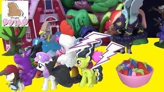 Май Литл Пони Мультик! НОВИНКИ! ХЭЛЛОУИН! Игрушки для Девочек. Мой Маленький Пони на Русском
