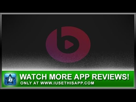 Beats Music iPhone App Review - Music Apps - App Reviews