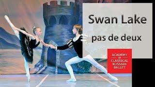 Swan Lake Лебединое озеро www.balletschool.ru(http://www.balletschool.ru/ Swan Lake: Vladislav Kuramshin Russian Ballet School students - Lada Sartakova, Victoria Fedorova, Vladislav Bogdanov, Maria ..., 2013-03-29T21:30:24.000Z)