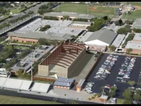 Naples High School 3d time lapse animation - YouTube