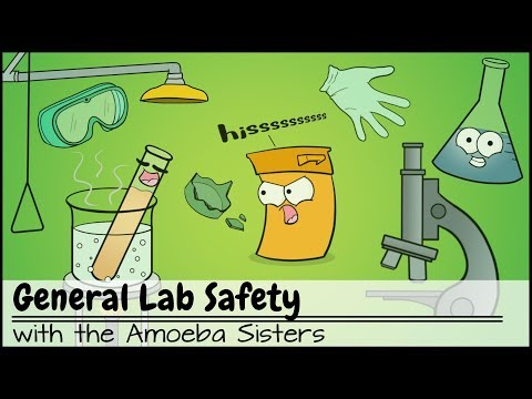 General Lab Safety