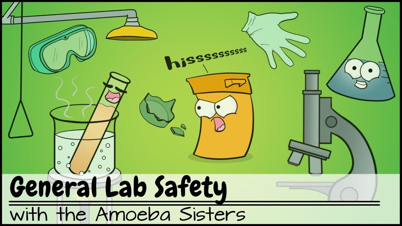 small resolution of General Lab Safety - YouTube