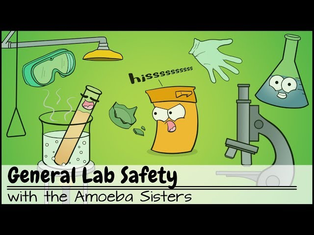 3 ways to stay safe in a science lab at school wikihow