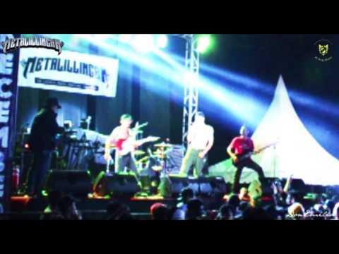 Black Elvis - Killing In the Name Live @ Metallilingan Toraja 2016
