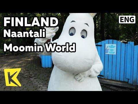 【K】Finland Travel-Naantali[핀란드 여행-난탈리]무민 테마파크/Moomin World/Theme park/Tove Jansson/Troll