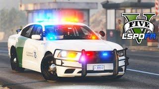 GTA 5 - LSPDFR Ep89 - Border Patrol w/ Illegal Immigrants!! Mp3