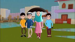 Abdul Bari lernen eine neue dua, wenn viel Regen Urdu