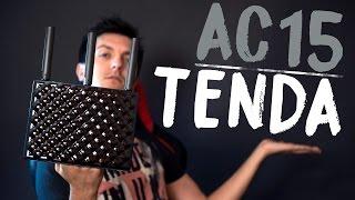Tenda AC15: переход на новый уровень