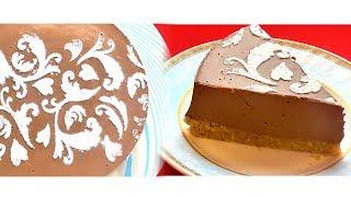 ШОКОЛАДНЫЙ ЧИЗКЕЙК без выпечки!!! Чизкейк из творога!!! Шоколадный торт без выпечки!!!