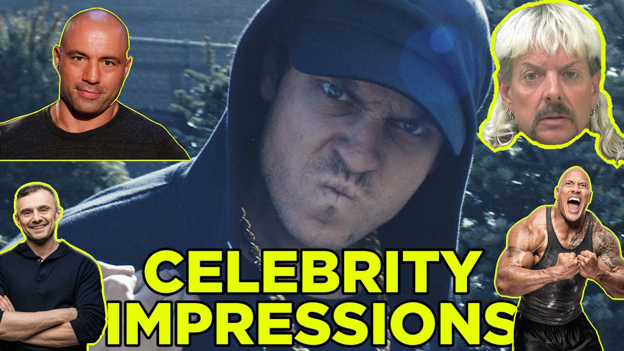 Brent Pella - Celebrity Impressions & Characters (Comedy Reel 2020)