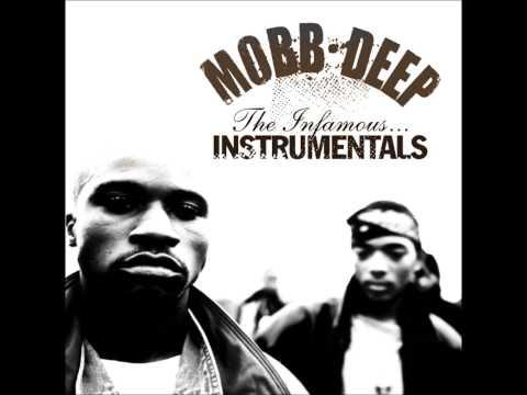 Mobb Deep  Shook Ones Pt 2 Instrumental