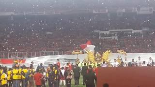 Merinding Aksi Suporter Persija Di Final Piala Presiden 2018 | Action Cool Socce