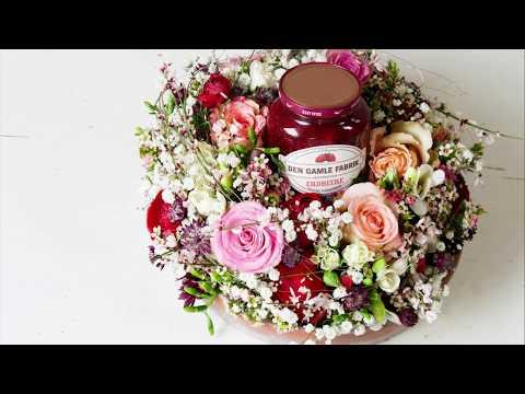 Floristik Trends 2018 - Floristen Inspirationen Oasis / DIY Muttertag