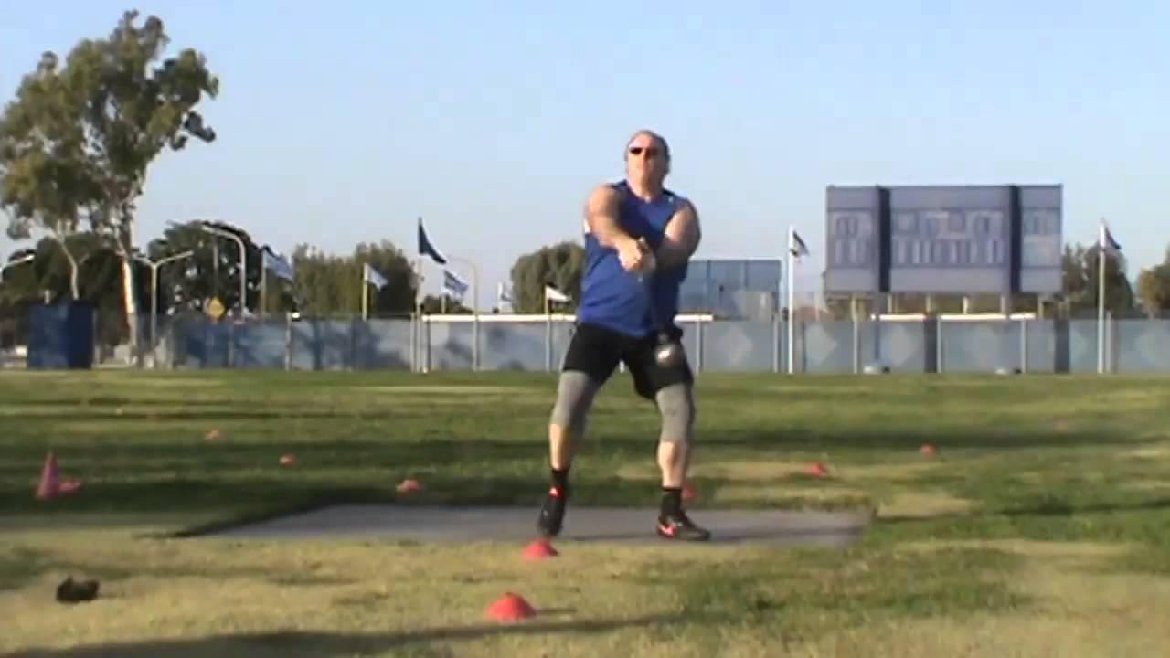 Hammer Throw Technique Greg Retzer throwing the 5K 75 ... Hammer Throw Technique