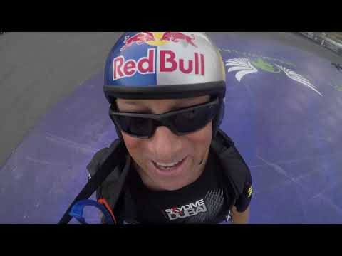 BASE Jump Dubai's Princess Tower With Mike Swanson.