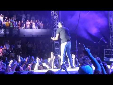 Hootie & the Blowfish - Alright (Darius Rucker) - Charleston, SC 8/11/17