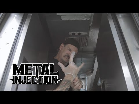 Dave Witte of MUNICIPAL WASTE Tells Us All About His Food Truck   Metal Injection