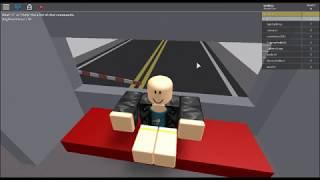 Roblox Train Crash And Hit the Train