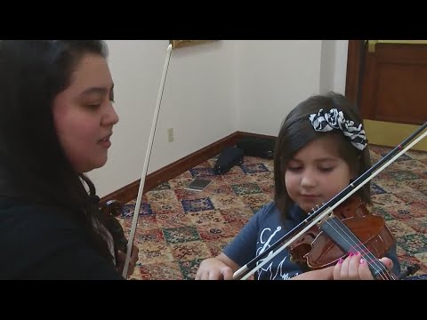 New music teacher hired with grant money, allows free music lessons for elementary school students