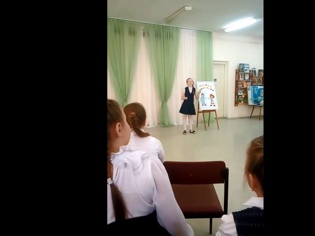 Изображение предпросмотра прочтения – МарияНурдинова читает произведение «Я счастлив» В.В.Маяковского