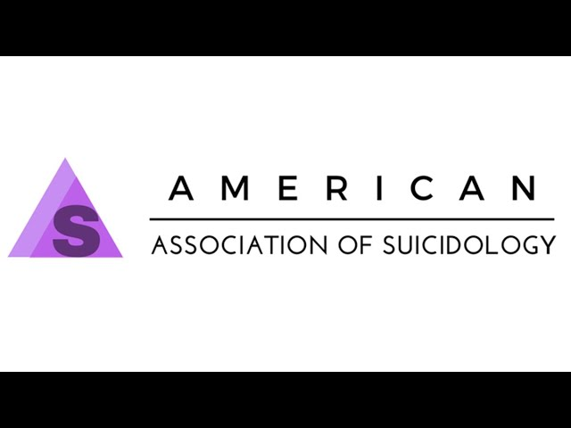 A message by Jonathan Singer from AAS on the Vermont Suicide Prevention Symposium